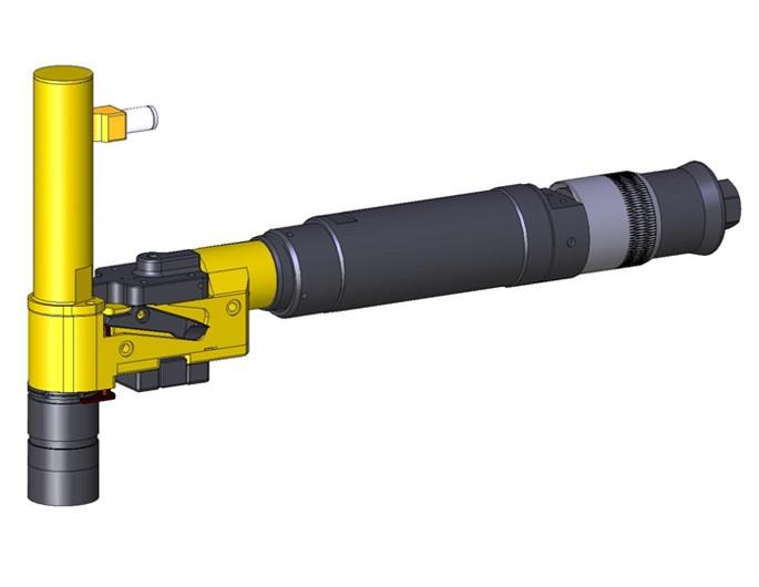 Unit de per age automatique mod le 3 c2540 ffdm pneumat machines et outils pneumatiques - Canon de percage ...